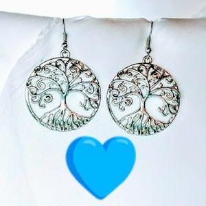 HM Tree of Life Earrings. New item!!!